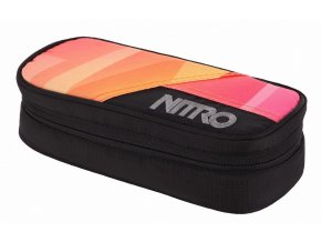 Nitro Schlampermäppchen Pencil Case abstract NEU OVP