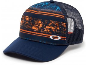 Oakley kšiltovka mesh sublimated trucker update neon orange
