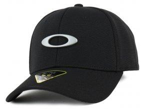 Oakley kšiltovka Tincan cap jet black S/M