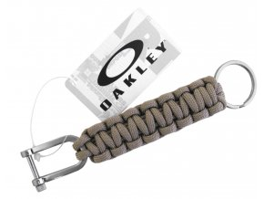 oakley paracord keychan
