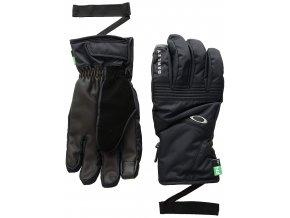 Oakley Roundhouse Short Glove Blackout
