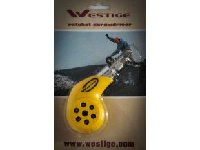 Šroubovák Westige yellow Screwdriver nářadí na snowboard