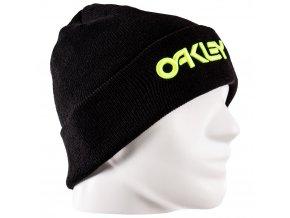 Oakley zimní čepice B1B Logo blackout
