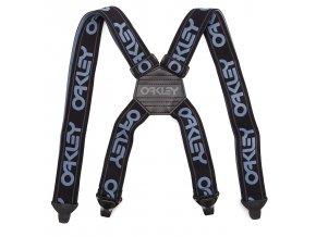 Oakley kšandy Factory Suspenders Blackout