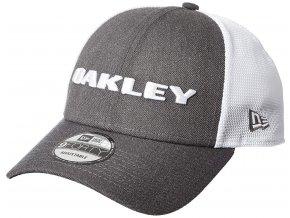 Oakley kšiltovka Heather New Era hat graphite