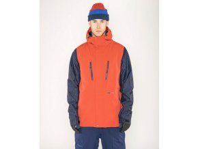ASPECT JACKET RedChili 001