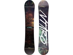 Nitro Mystique snowboard 18/19 damsky