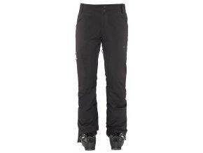 armada damske snow kalhoty whit stretch pant black 19 20 exilshop