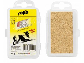 Vosk Toko Express Rub-On 40g