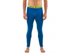 Mons Royale merino spodky Double Barrel Leggins oily blue 18/19