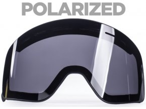 nahradni sklo pitcha xc3 magnetic black polarized