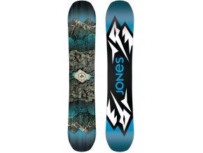 Jones Mountain Twin snowboard 18/19