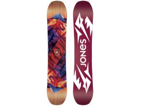 Jones Twin Sister snowboard 18/19