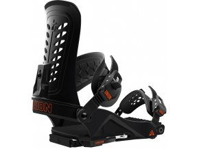 Union vázání na splitboard Expedition Black 18/19