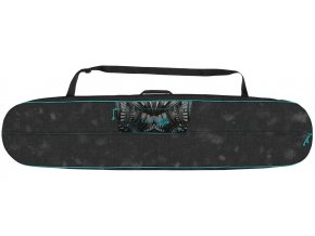 obal na snowboard gravity trinity black denim 2