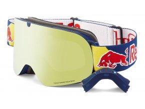 Red Bull SPECT Goggles Tranxformer Dark blue