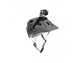 Pásek (držák) k uchycení na helmu pro GoPro + držák pro GoPro