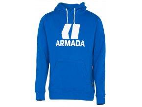 Armada mikina CLASSIC PULLOVER blue 15/16