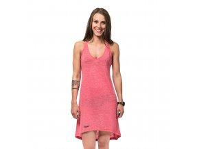 Horsefeathers šaty Kendal coral neps 19/20  + doručení do 24 hod.