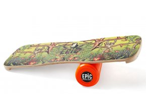 balancni deska indoboard epic retro series jungle 2