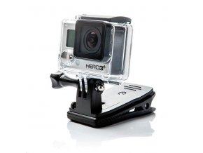 Klips 360° pro kamery GoPro, SJCam, Aee