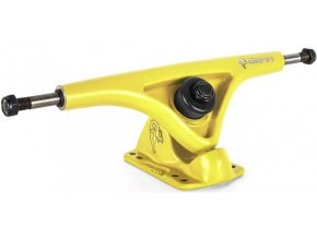 bear grizzly flat banana yellow longboard trucks