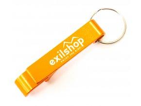 Exilshop přívěšek na klíče Enjoy the Ride  + doručení do 24 hod.