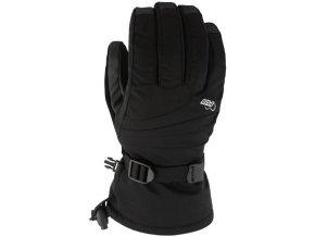 Pow zimní rukavice dámské Falon black