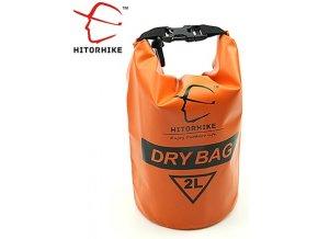hitorhike dry bag 2L orange