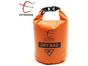 hitorhike dry bag 5L orange