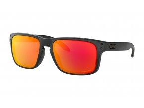 Produkt Oakley sluneční brýle Holbrook Matte Black Prizm Ruby
