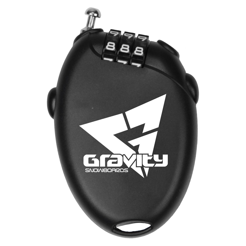 Gravity SNB Lock zámek na snowboard