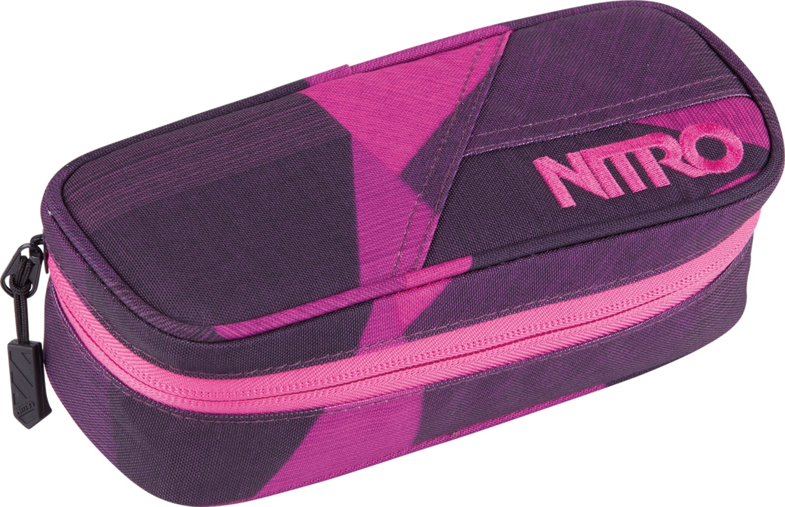 Nitro penál Pencil Case fragments purple