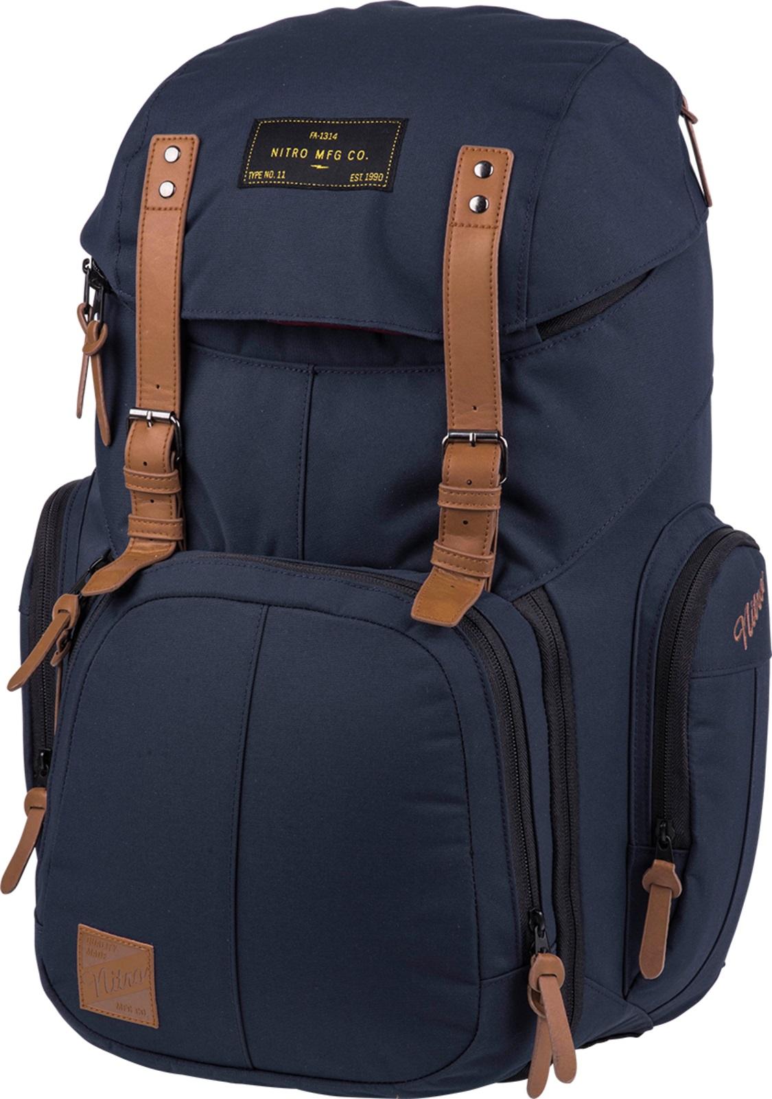 Nitro batoh Weekender indigo 42L + doprava zdarma, sleva při registraci