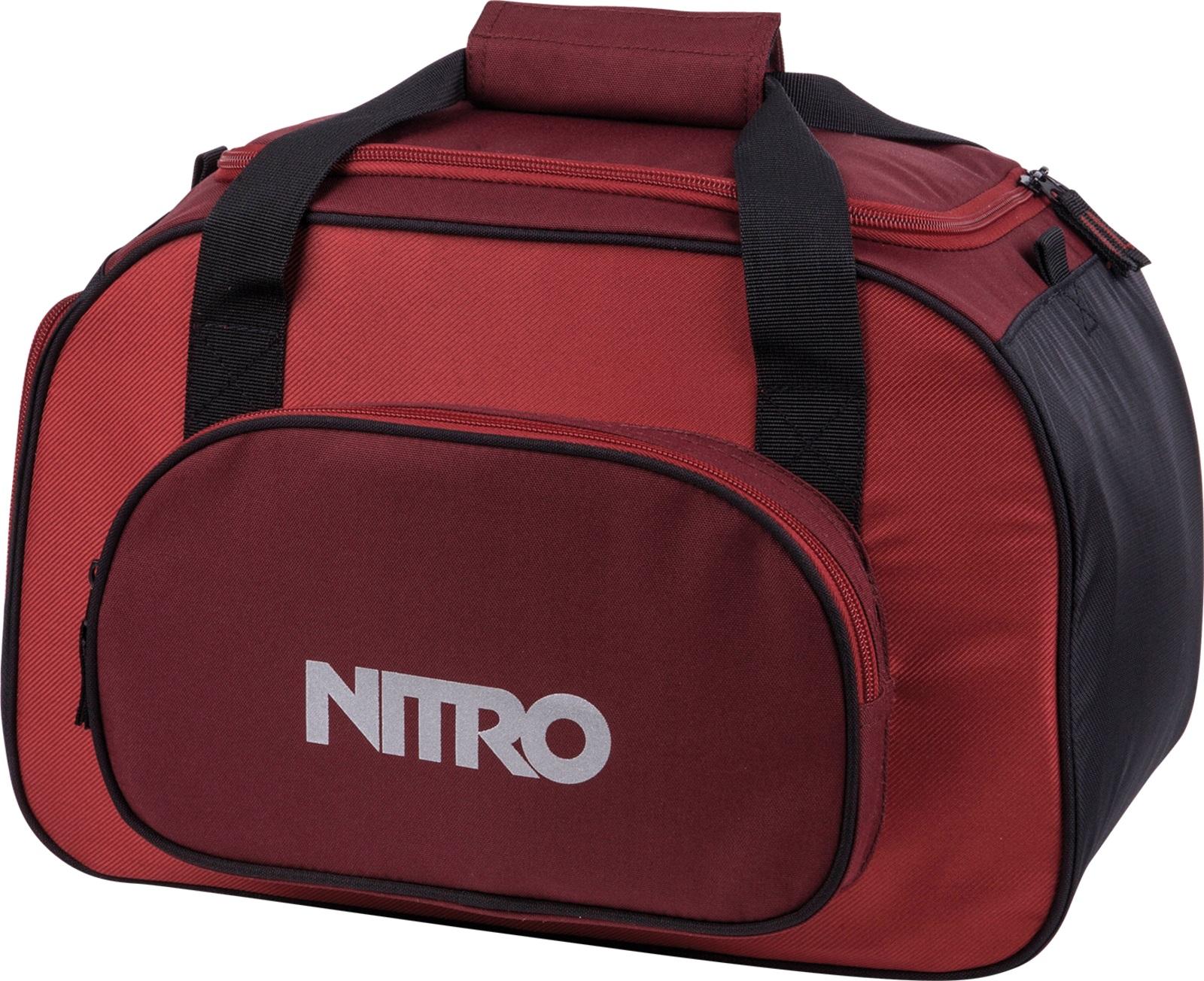 Nitro taška Team Duffle BAG XS chili 35L