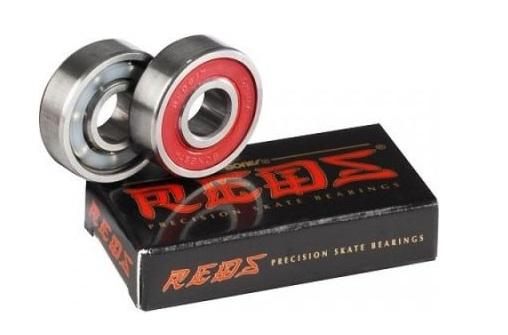 Bones Bearings Ložiska Bones Reds 2 ks