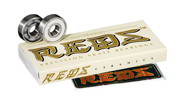 Bones Bearings Ložiska Bones Ceramic Reds 8 ks