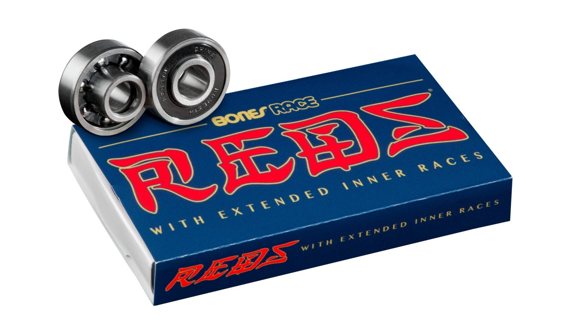 Bones Bearings Ložiska Bones Race Reds 8 ks