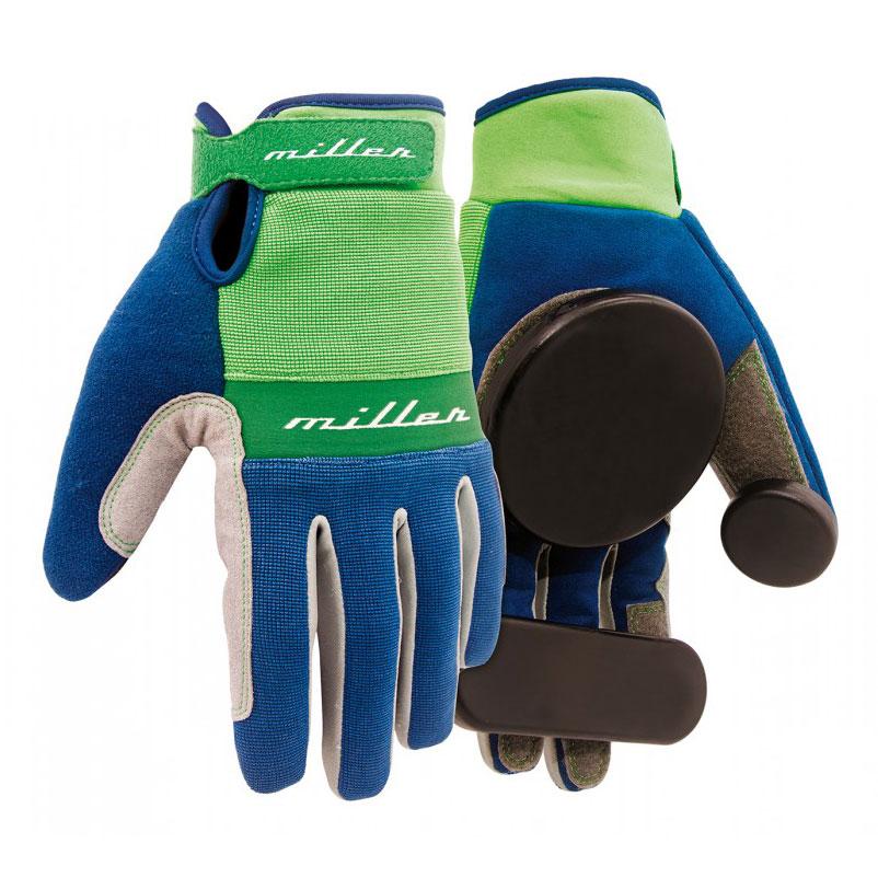 Miller rukavice na longboard Freeride navy m