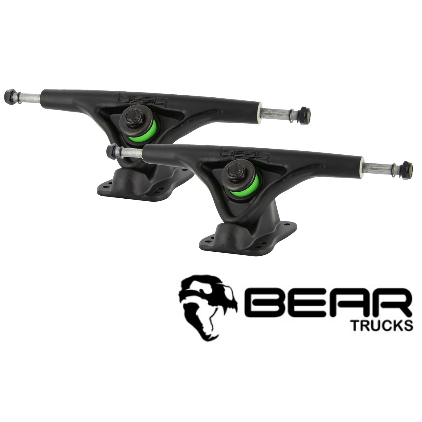 Bear Trucks Bear trucky Grizzly Gen 5 840 181mm 40° black 2ks