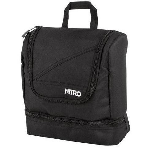 Nitro hygienická taška Travel Kit black