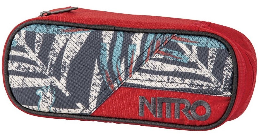 NITRO PENÁL PENCIL CASE broken palms
