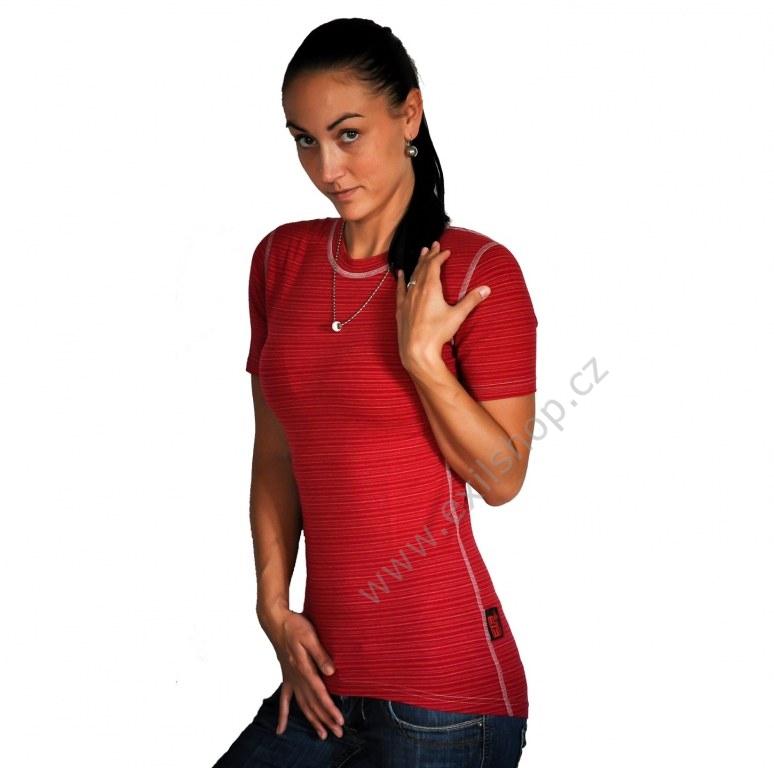Exil termoprádlo triko s krátkým rukávem 3Ftech Velikost: L