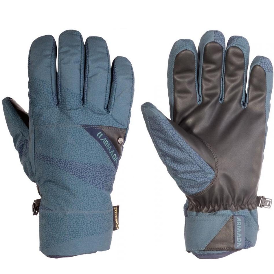 Armada zimní rukavice DECKER GORE-TEX GLOVE camo dots 16/17 Velikost: M