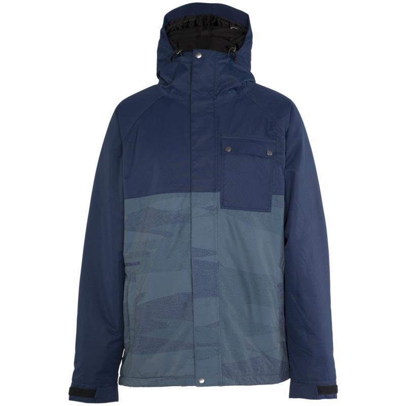 Armada pánská zimní bunda Emmett insulated jacket navy 16/17 Velikost: M Doprava zdarma
