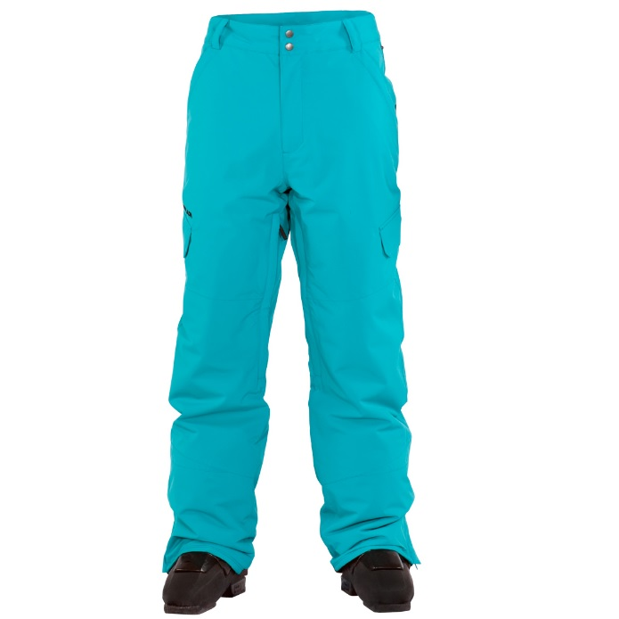 Armada kalhoty snow Union insulated pant tahity blue 16/17 Velikost: L Doprava zdarma