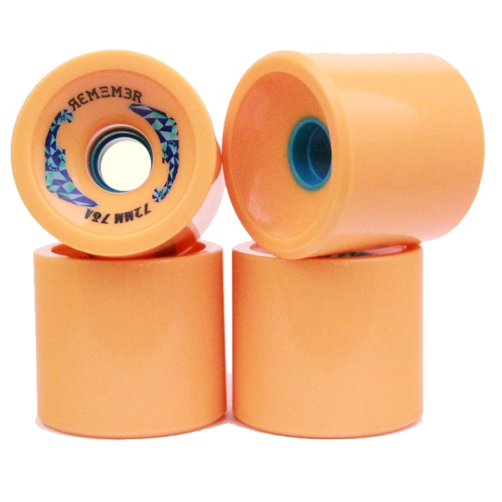 Remember Wheels Remember kolečka Farley Orange wheels 72mm/78a 4ks