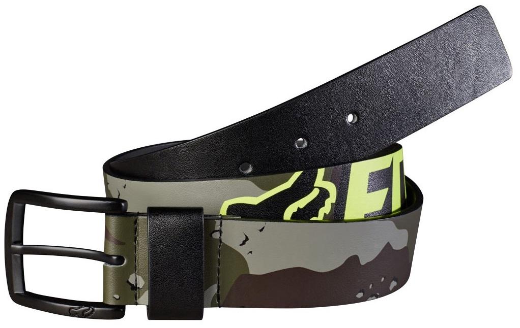 Fox pásek Hazzard Belt Black M (32-33)