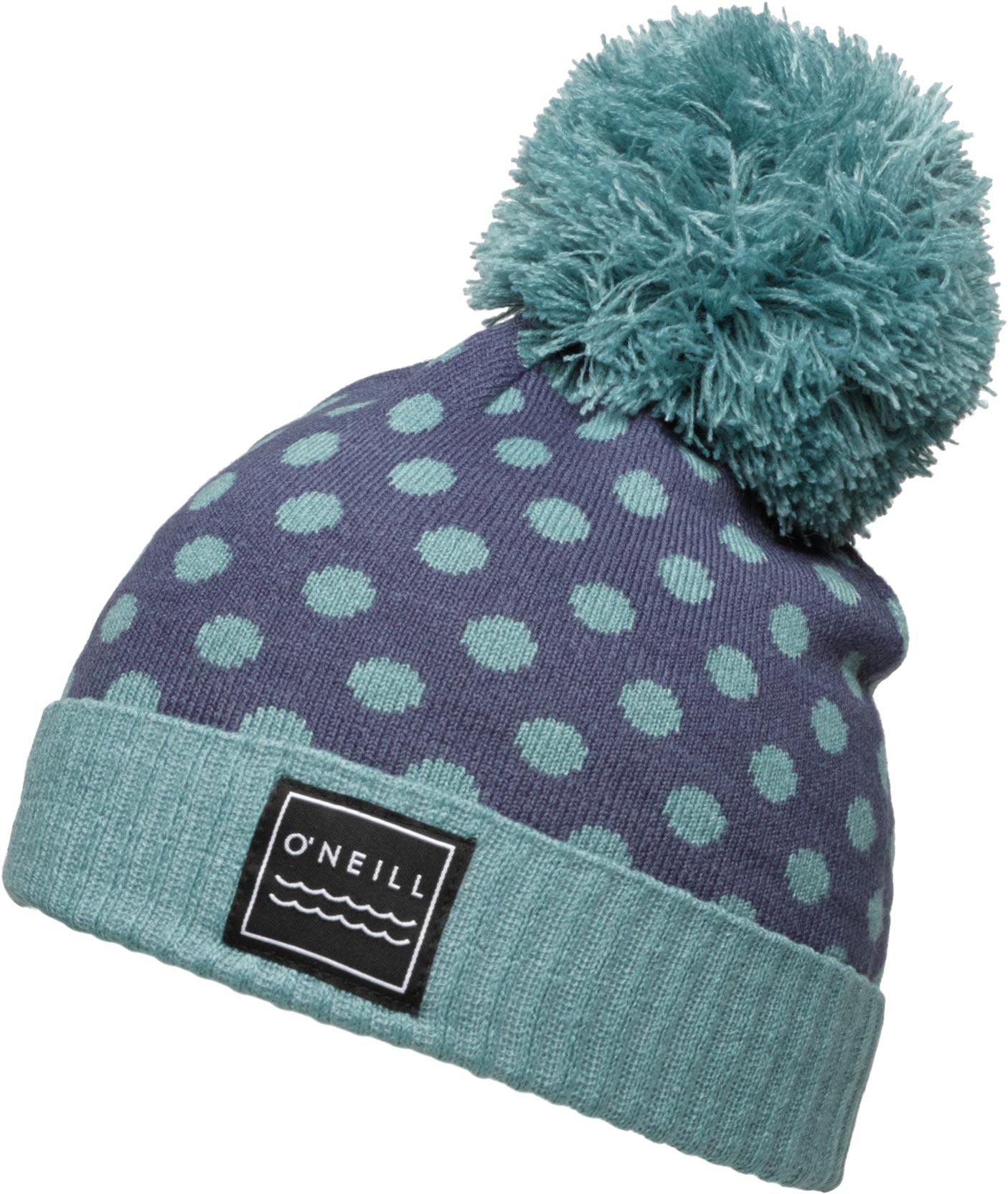 O'NEILL zimní čepice dámská AC BLITZ BEANIE blue green
