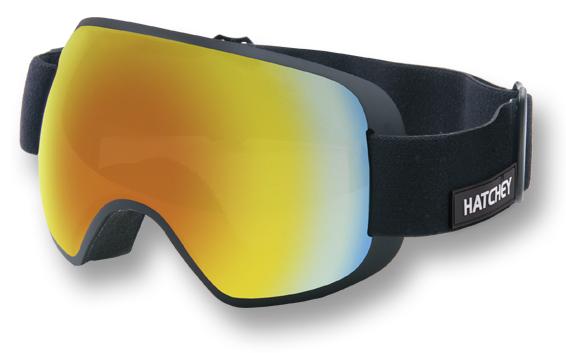 HATCHEY zimní brýle Pro Hero Black